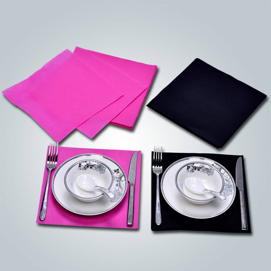 40-60gsm Non Woven Placemat