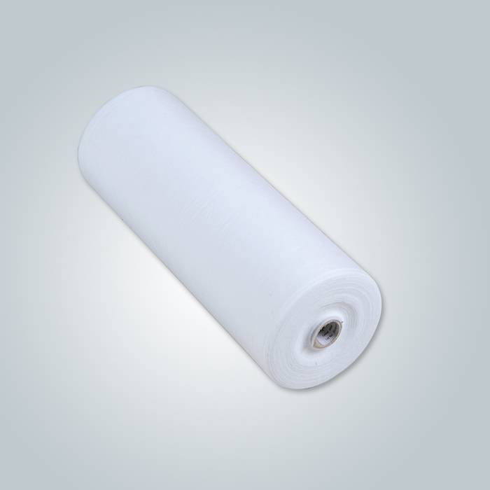 Nonwoven fabric PP PE sheet double sided fusible interlining pp fabric