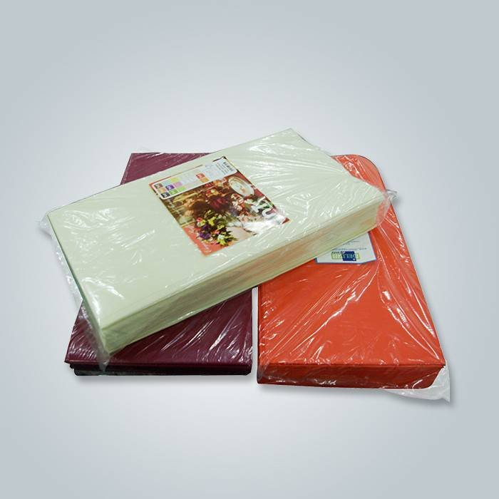Online Shopping Polypropylene Nonwoven Fabric Tablecloth Lines