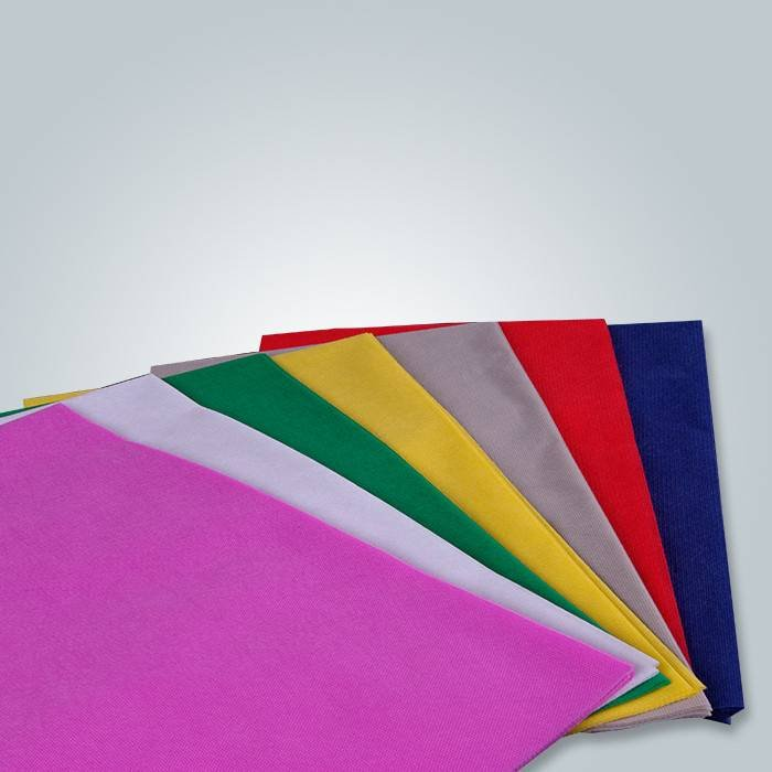 Oem usine Spunbond non-tissé Pp Spundonded Tabl Cloth