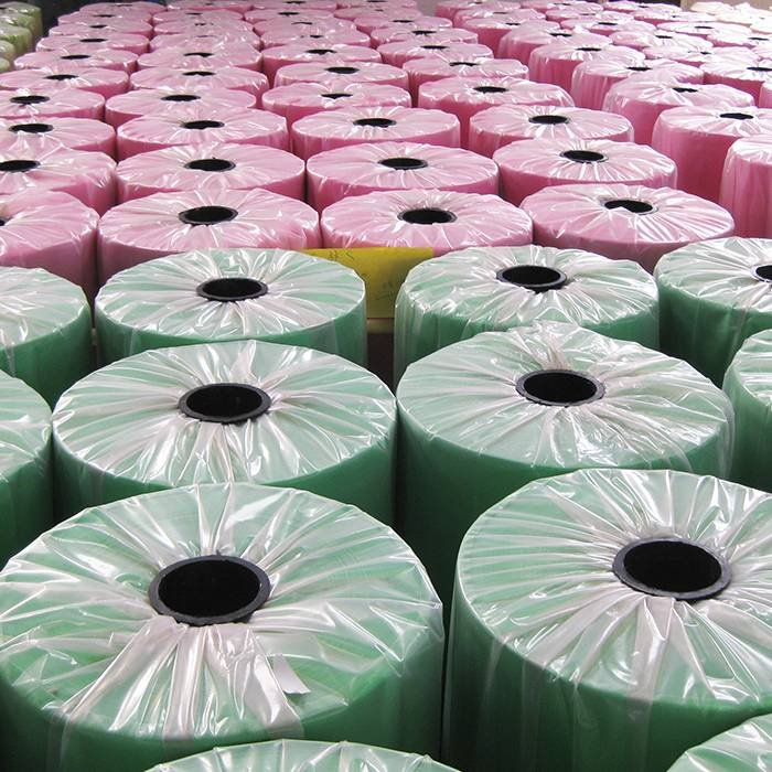 Panton colors for non woven fabric