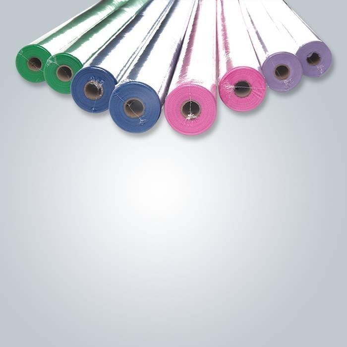 不織布の布を敷くための2cmの紙のコア