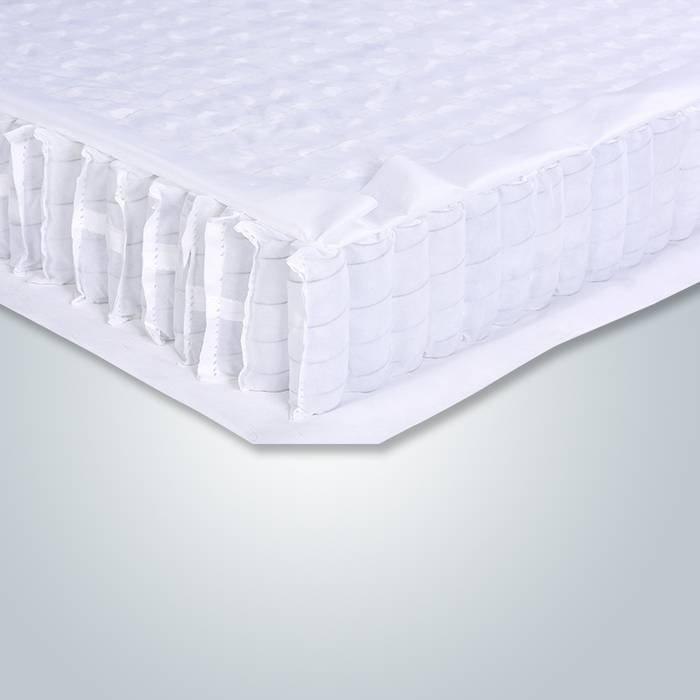 Tissu à couverture élastique en nylon non tissé à 70gsm