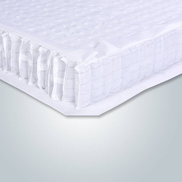 70gsm spunbond non woven pocket spring cover fabric