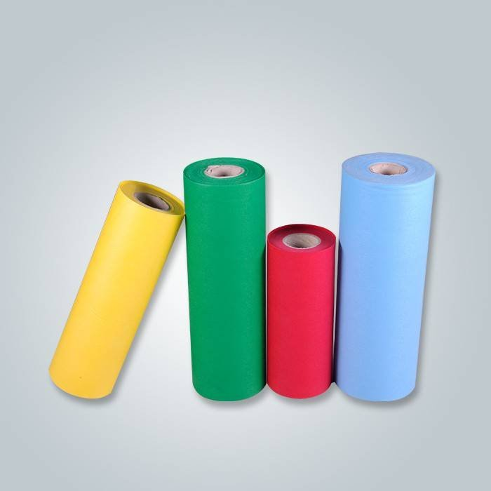 Tedarik Hydrophilic Spray Coated SMPE Nonwoven Kumaş