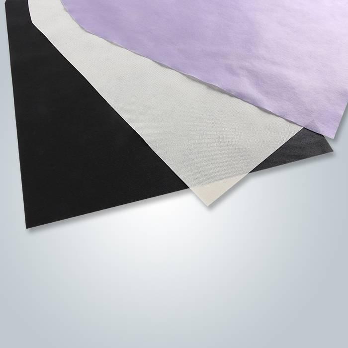 Rouleaux non tissés / fabricants de tissus en polypropylène non tissés