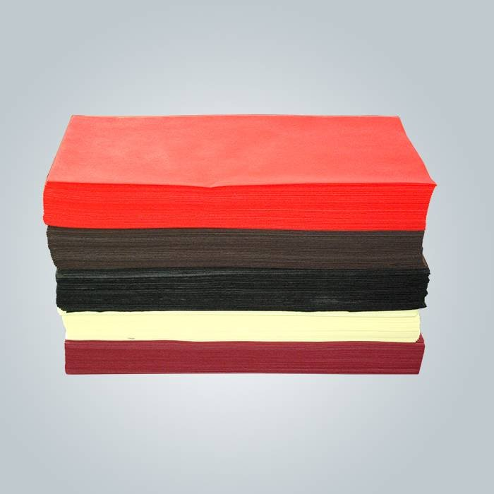 Spunbond non woven tablecloths 60gsm bordeaux