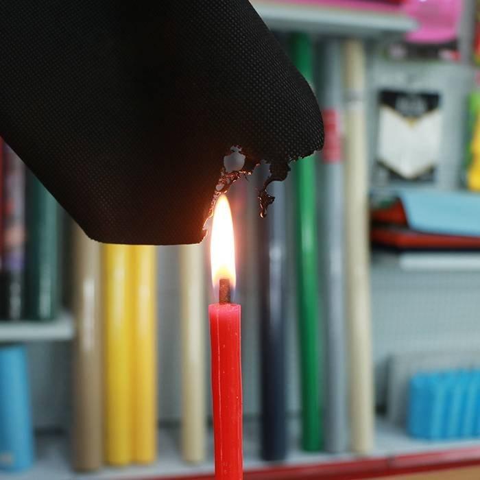 EK Farben-Feuerverzögerungs-nicht Gewebe EK-Standard farbenreiches für Möbel