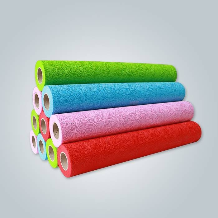 Oem Factory Foshan Flower Packing Nonwoven avec un nouveau design Dot