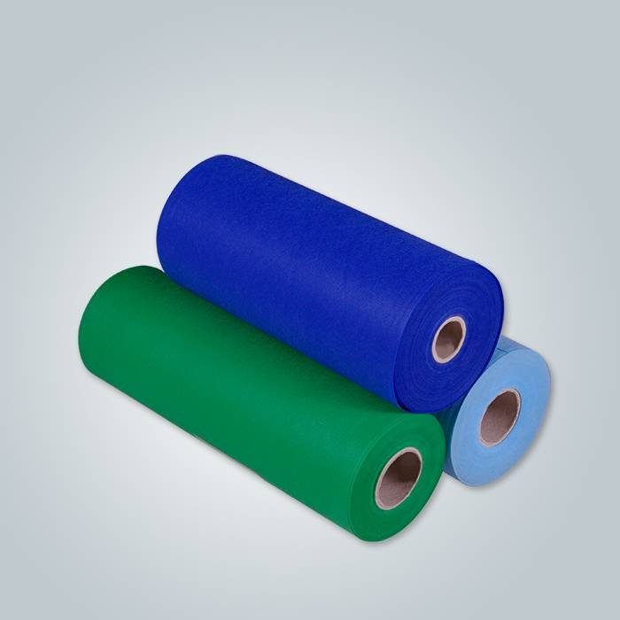 different colors non woven fabric