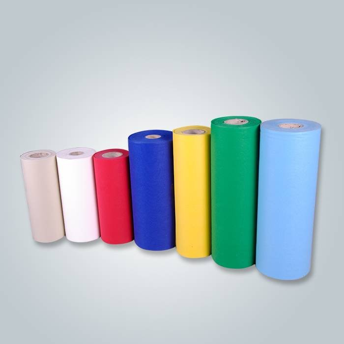 China manufacturer high quality OEM service colorful PP spunbond nonwoven fabric