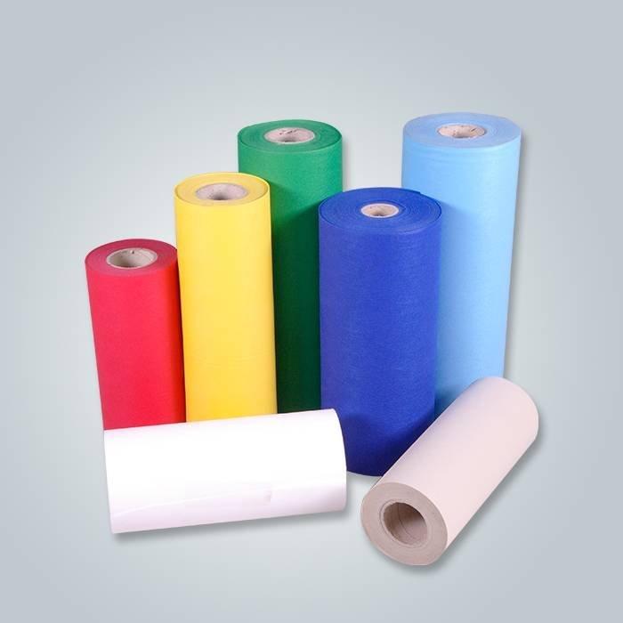 Precio de fábrica 100% PP spunbonded tela no tejida de alta calidad