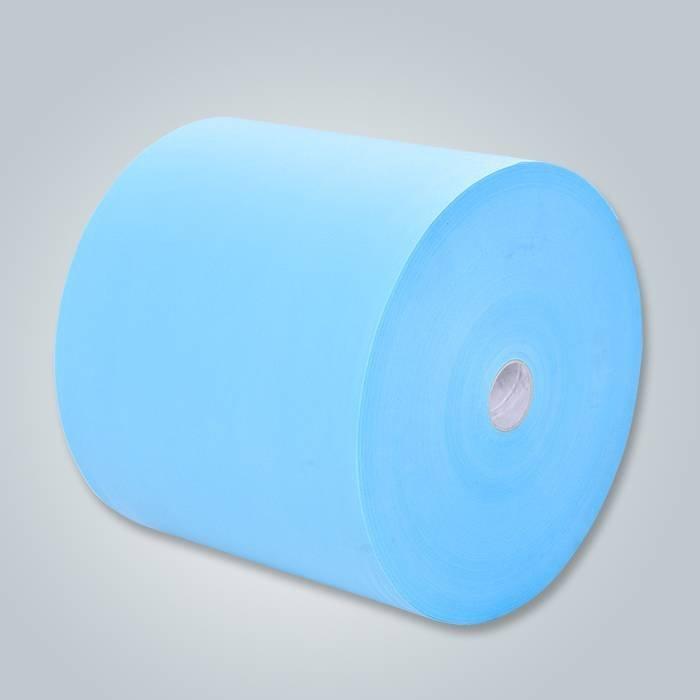 100 włóknina poliestrowa pp SS spunbond non woven fabric