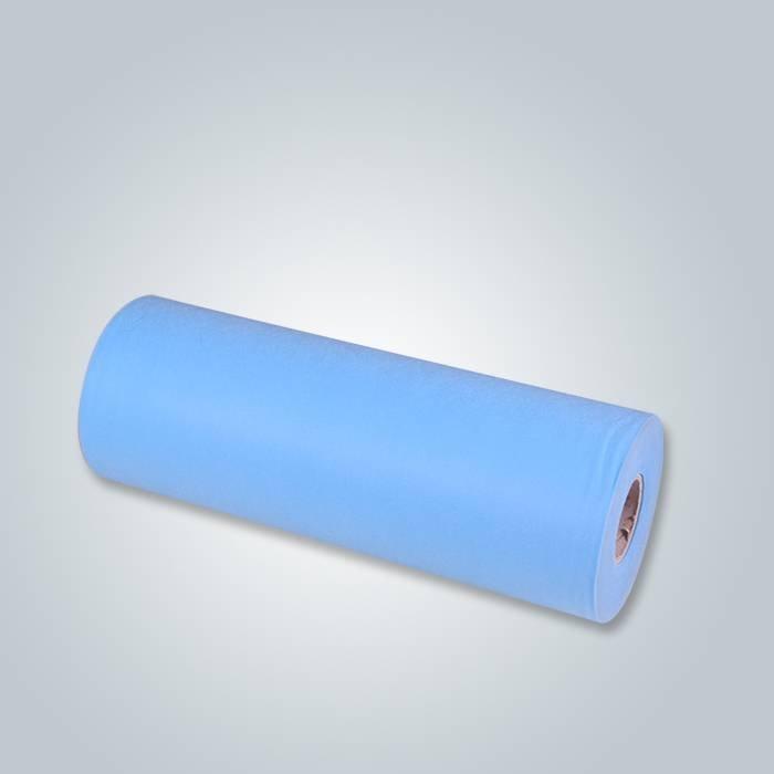 Tela no tejida de los pp de la tela no tejida más barata del precio ss para los consumibles médicos