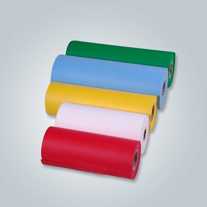 China Factory Polypropylene Spun Bonded Non Woven Fabric For Flower Cover