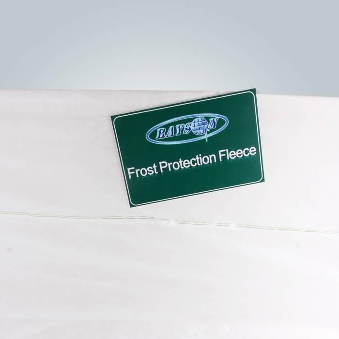 Extra breites Frostschutzvlies