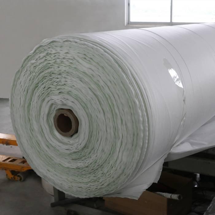 Tissu non-tissé de Agricutural respirable de pp