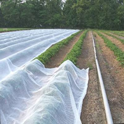 white extra width non woven landscape fabric