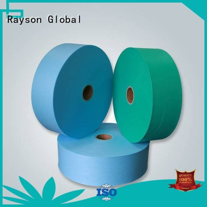 rayson nonwoven,ruixin,enviro non woven textile bright salon diposable oed