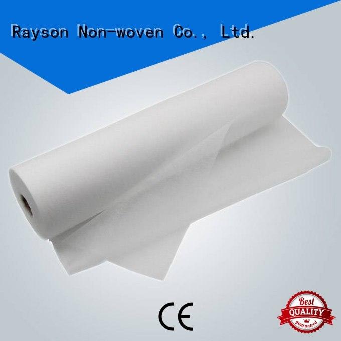 100 Custom promotional non woven textile care rayson nonwoven,ruixin,enviro
