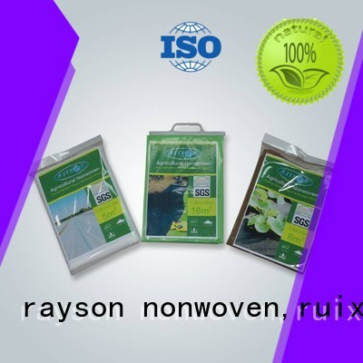 Custom seedling flower garden fabric grape rayson nonwoven,ruixin,enviro
