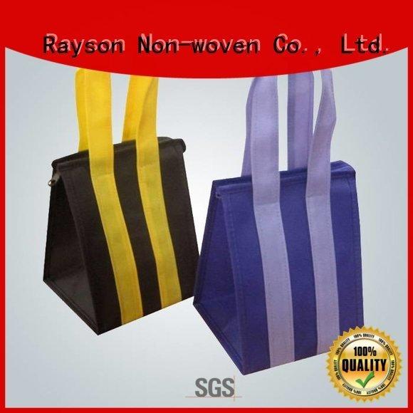 non woven bags raw material bag polypropylene promotional shopping rayson nonwoven,ruixin,enviro