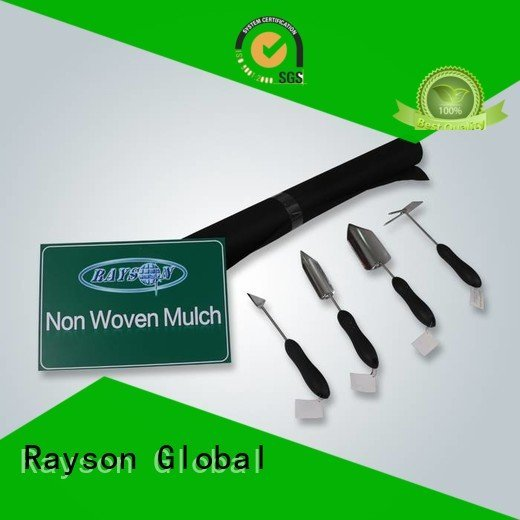 Wholesale tnt pack 30 year landscape fabric rayson nonwoven,ruixin,enviro Brand