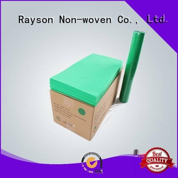 woven non woven cloth small uniformity rayson nonwoven,ruixin,enviro Brand