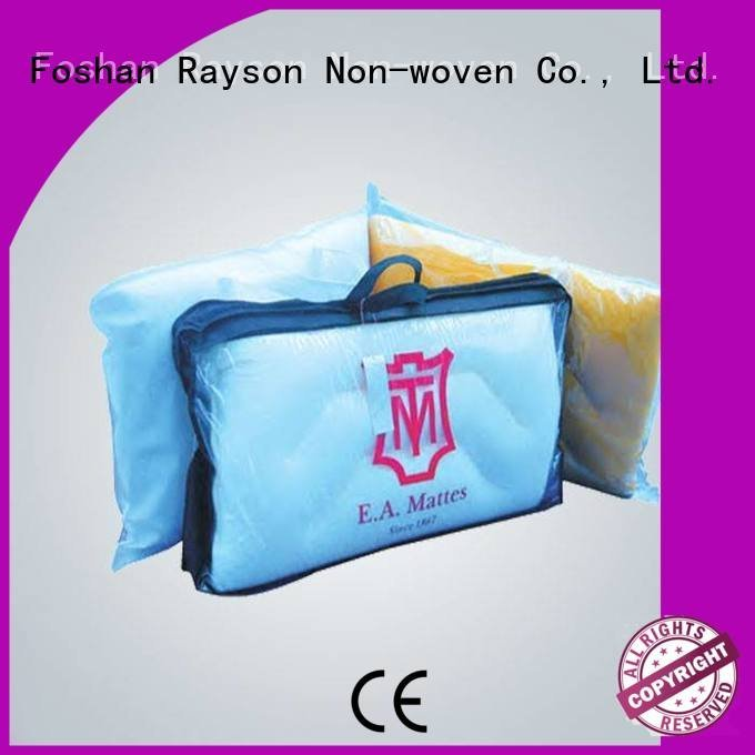 rayson nonwoven,ruixin,enviro Brand logo full frost protection fleece nonwoven ecofriendly