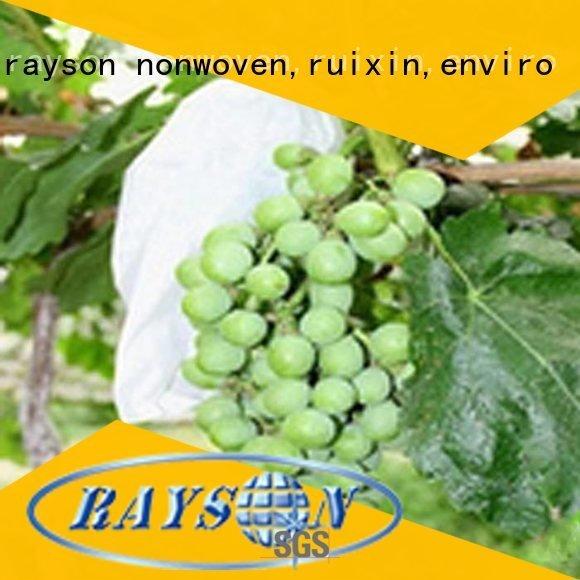fabric for weeds spun flower garden fabric rayson nonwoven,ruixin,enviro Brand