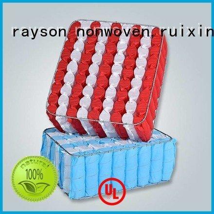 rayon włókniny, ruixin, tkaniny enviro producentów tkanin spunbondpp nonwovens