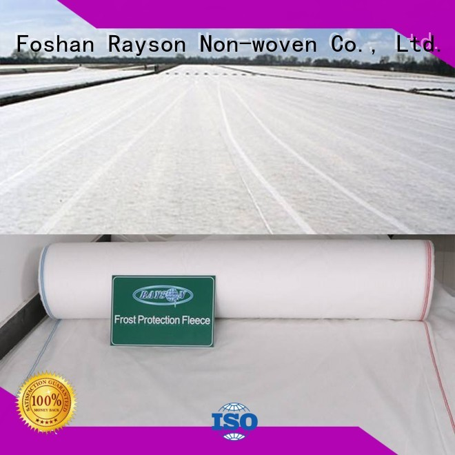 sell agricultural landscape fabric material rayson nonwoven,ruixin,enviro Brand