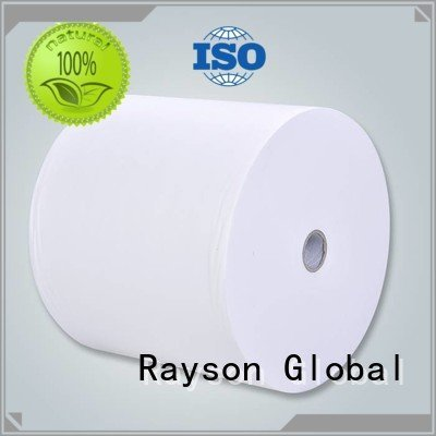 pp non woven fabric price soft color rayson nonwoven,ruixin,enviro