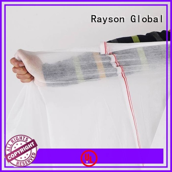 rayson nonwoven,ruixin,enviro Brand blanket gsm cover fabric for weeds floating