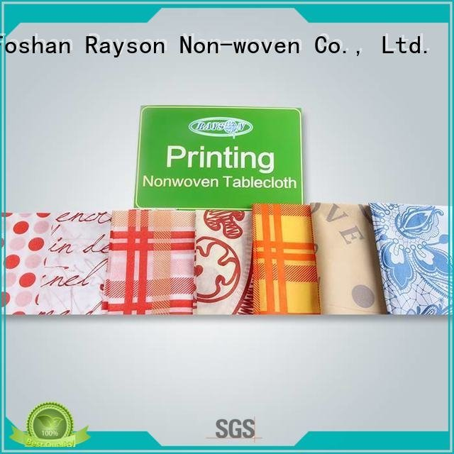 pattern non OEM printed table covers