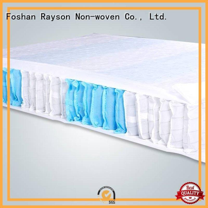 strength antiskid non woven weed control fabric white rayson nonwoven,ruixin,enviro company