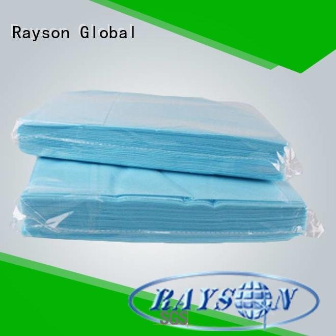 Custom buy non woven fabric pp advanced spa rayson nonwoven,ruixin,enviro