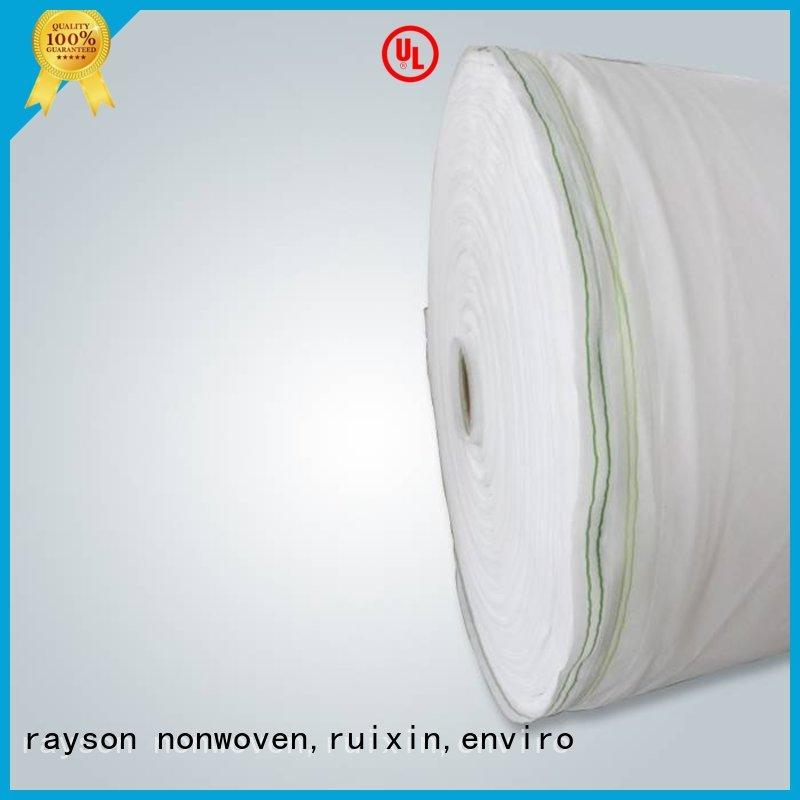 15 input landscape fabric material rayson nonwoven,ruixin,enviro Brand