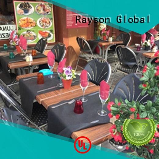 rayson nonwoven,ruixin,enviro Brand rolls de brand custom non woven bag supplier