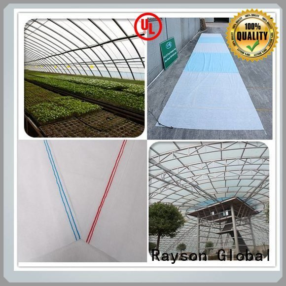 Hot fabric for weeds protective flower garden fabric winter rayson nonwoven,ruixin,enviro
