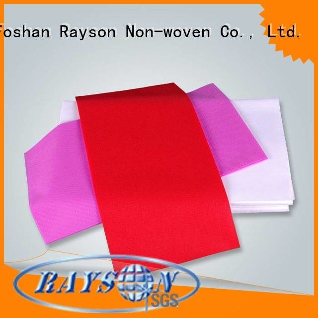 time core rayson nonwoven,ruixin,enviro non woven polypropylene fabric suppliers
