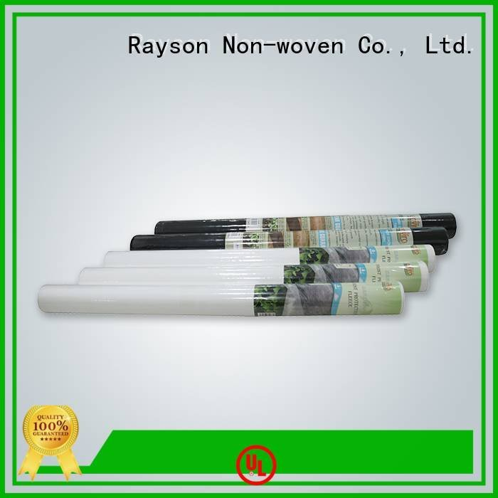 Hot fabric for weeds black coverings color rayson nonwoven,ruixin,enviro Brand