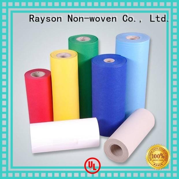 Rayonson Vliesstoff, Ruixin, Enviro Brand 16m 200 Polypropylen Preis nicht gewoben Fabrik