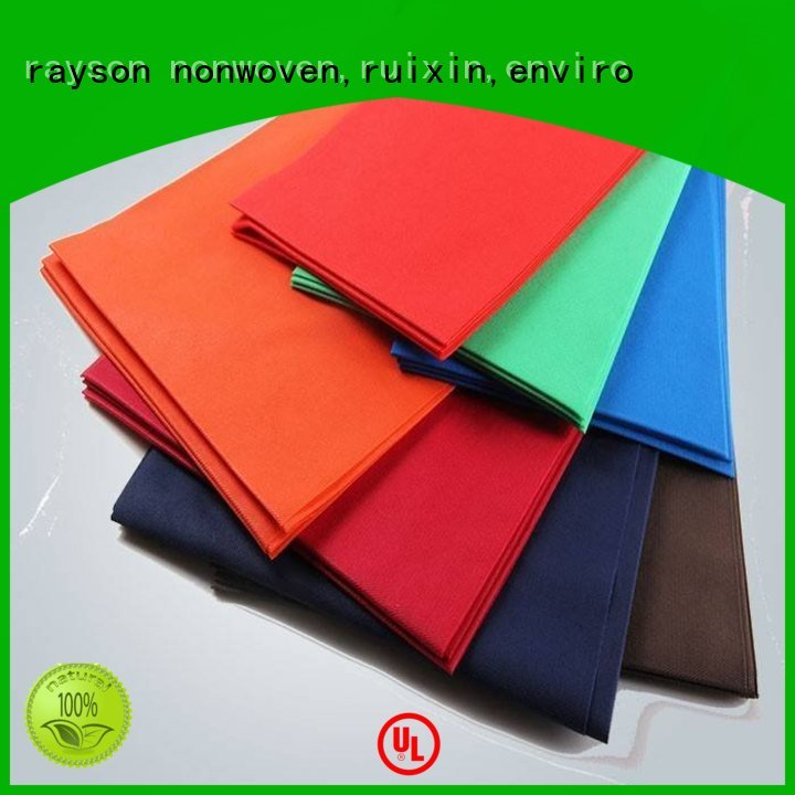 non woven cloth dreamlike efficient red rayson nonwoven,ruixin,enviro Brand company