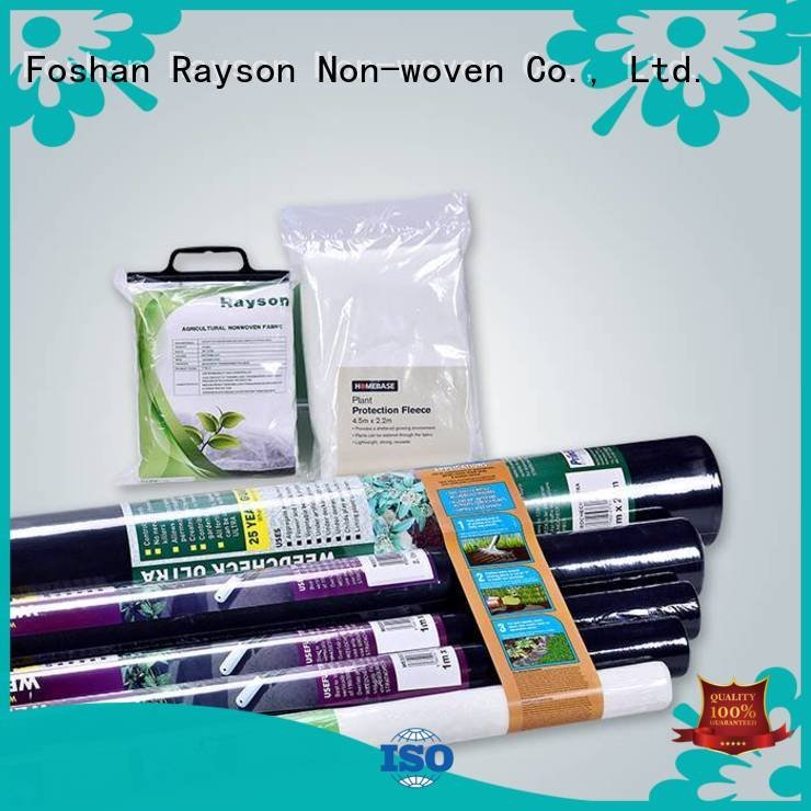 rayson nonwoven,ruixin,enviro 30 year landscape fabric cover uv fleece accessories