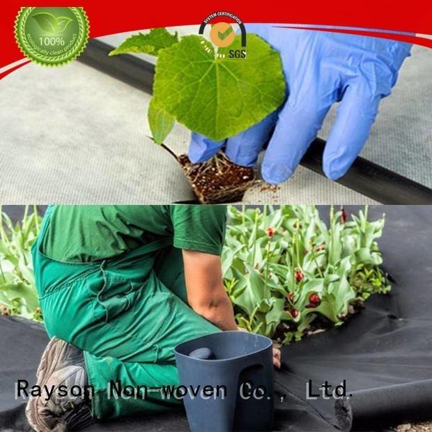 popular approved rayson nonwoven,ruixin,enviro preen landscape fabric