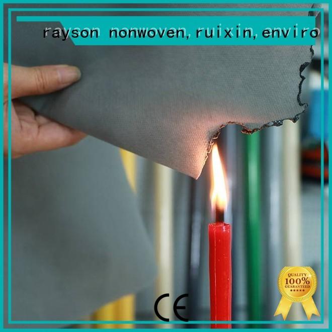 nonwoven Custom color bags non woven polypropylene rayson nonwoven,ruixin,enviro airlaid