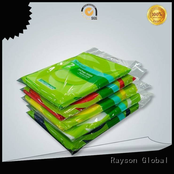 non woven bag supplier color tnt tablecloth rayson nonwoven,ruixin,enviro
