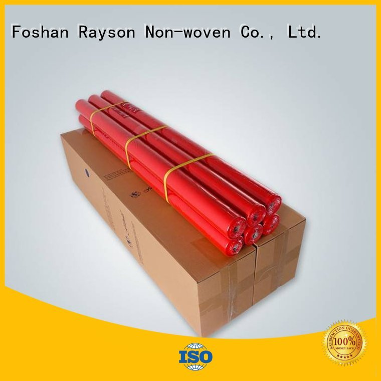 chair heart non woven tablecloth rayson nonwoven,ruixin,enviro Brand