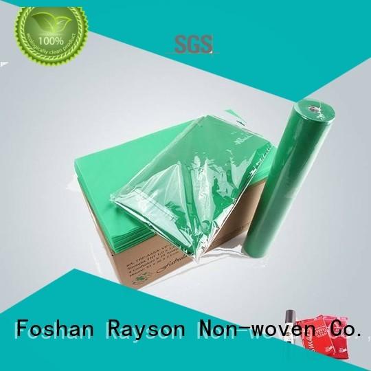 grade market non woven cloth rayson nonwoven,ruixin,enviro Brand